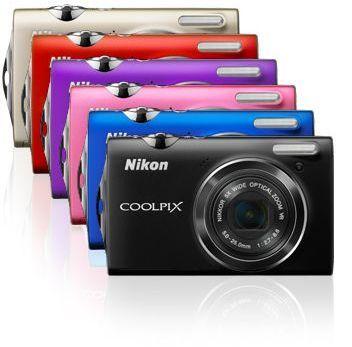 Nikon Coolpix S5100 - osupljivi posnetki tudi pri šibki svetlobi