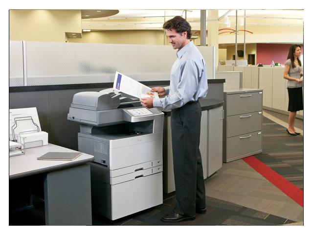Lexmarkove barve za dokumente velikosti A3
