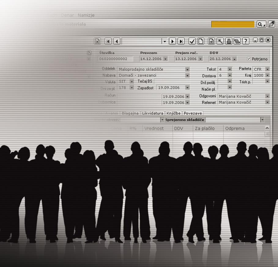 AJPES-ov poslovni registrer podjetij v PANTHEON-u