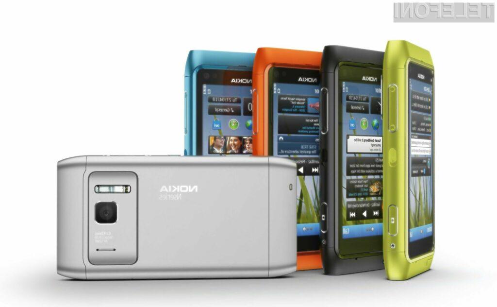 Nokia N8 je kot nalašč za slikanje in snemanje.