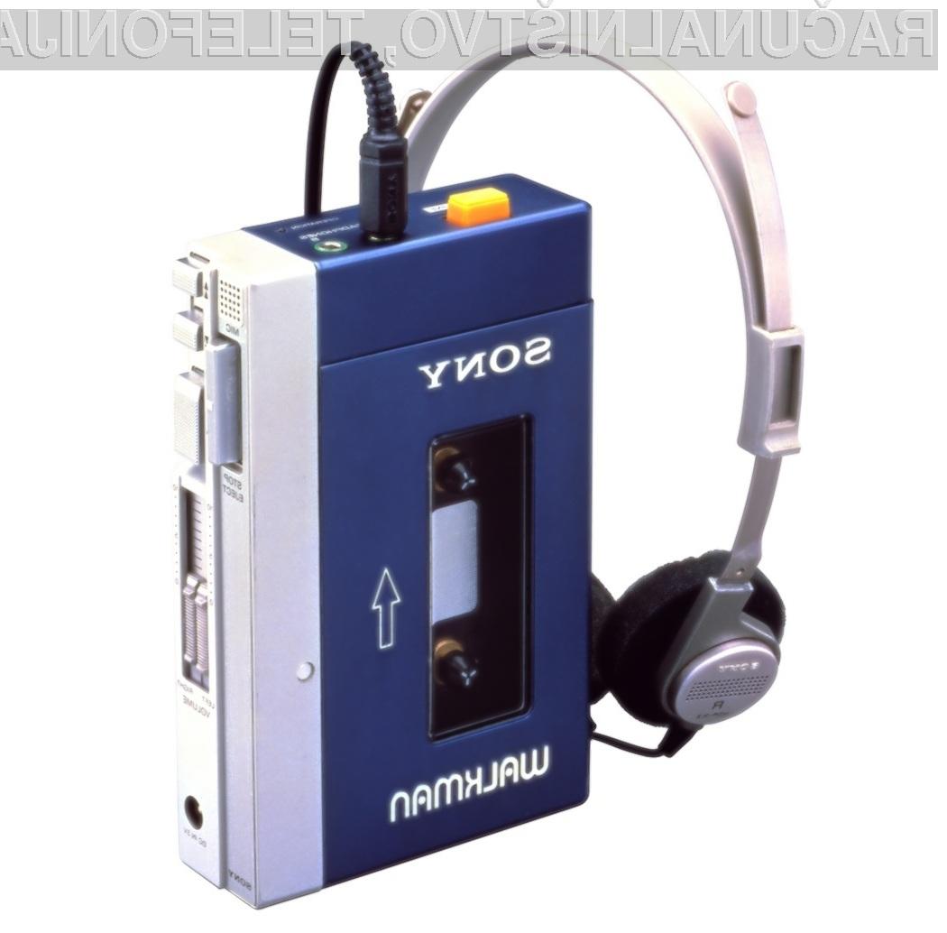 Prvi Walkman praznuje 36 let