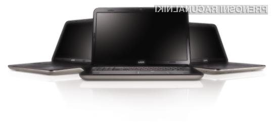 Dell je osvežil svojo linijo XPS.