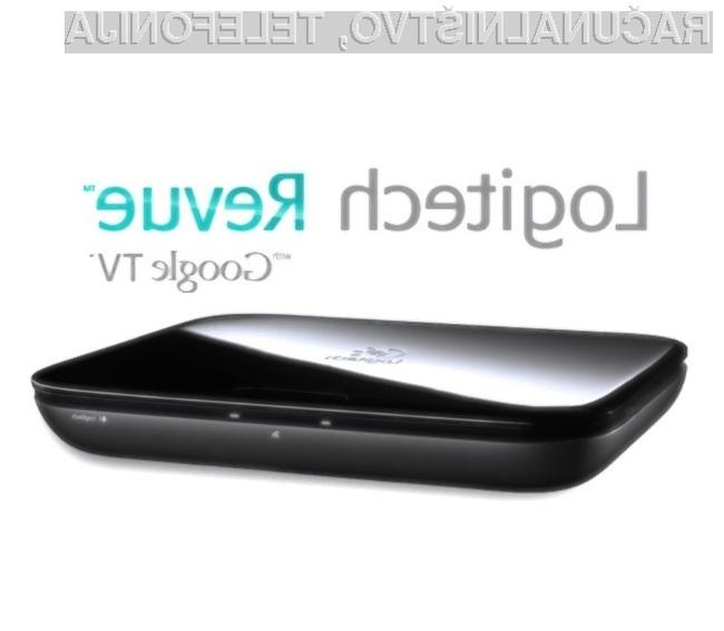 Logitech Revue za Google TV obeta revolucijo na področju televizijskih vsebin!