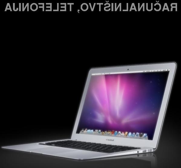 Prenovljeni Apple MacBook Air ni ravno prijazen do denarnic.