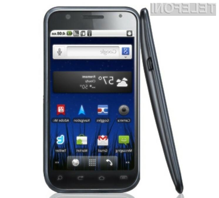 Pametni mobilni telefon Google Nexus Two obeta veliko!