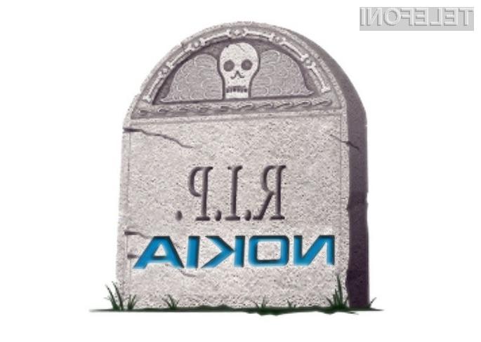 Prihodnost finskega giganta Nokia visi na nitki!