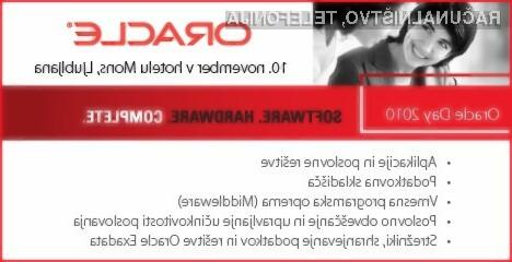 Oracle Day Slovenija 2010