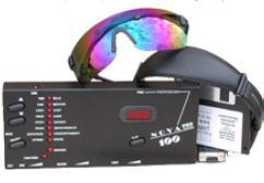 Avdio vizuelni stimulator možganov nas popelje v alfa stanje