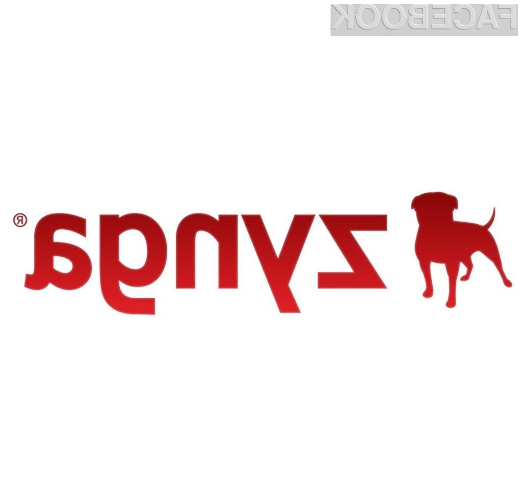 Igranje spletnih iger programske hiše Zynga vas lahko stane zasebnosti na Facebooku!