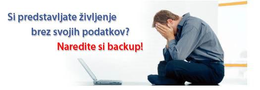 14-dnevni brazplačni Backup