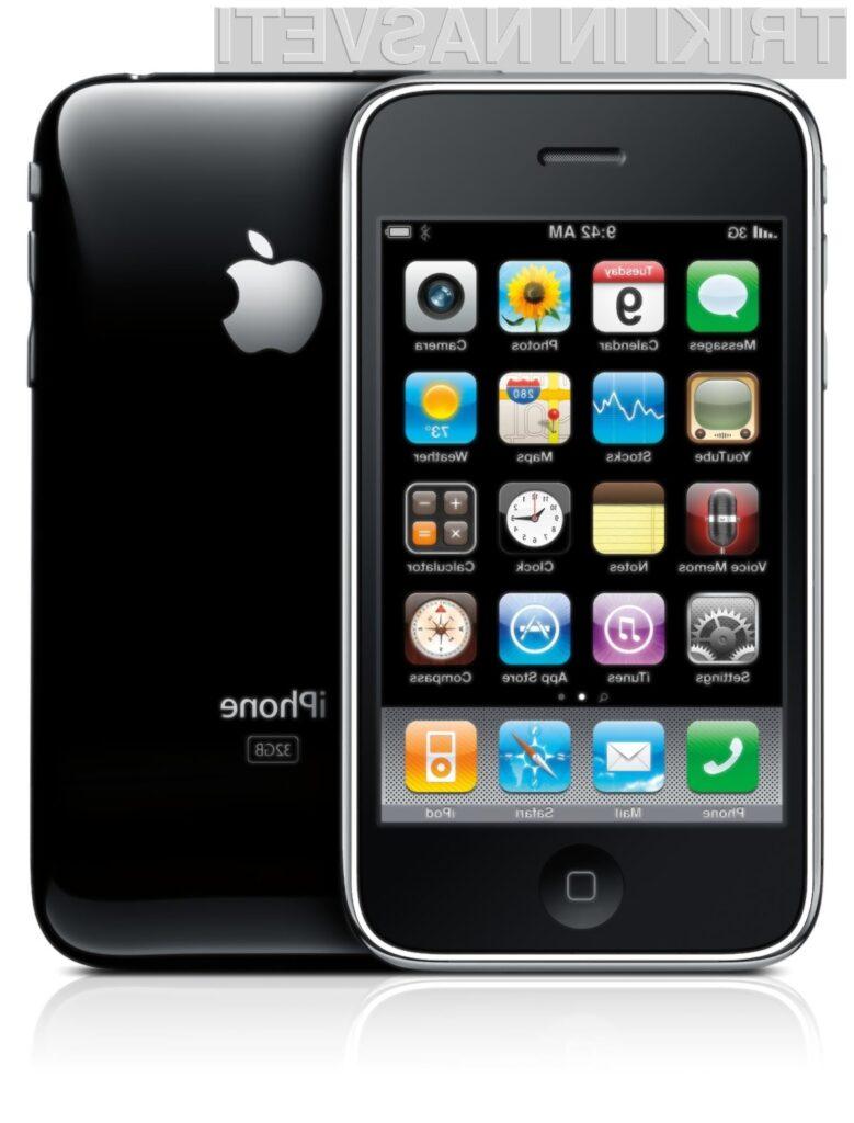Kako z iPhonom 3GS posneti HD video