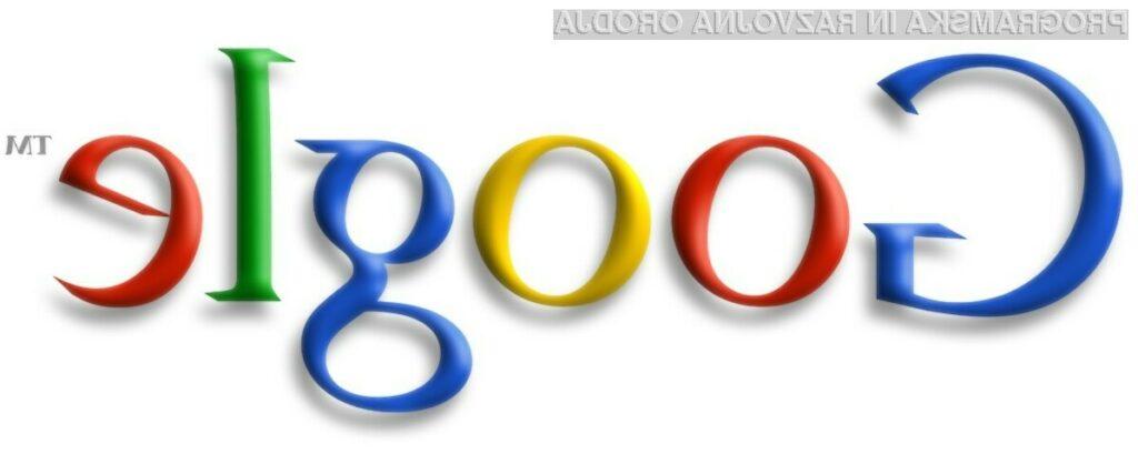 Google ne misli skakati v zelje Facebooku.