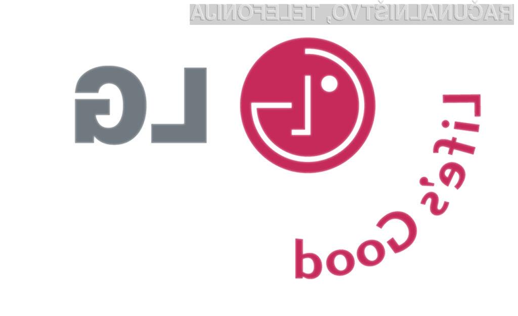 Se bo tudi LG podal na trg tabličnih računalnikov?