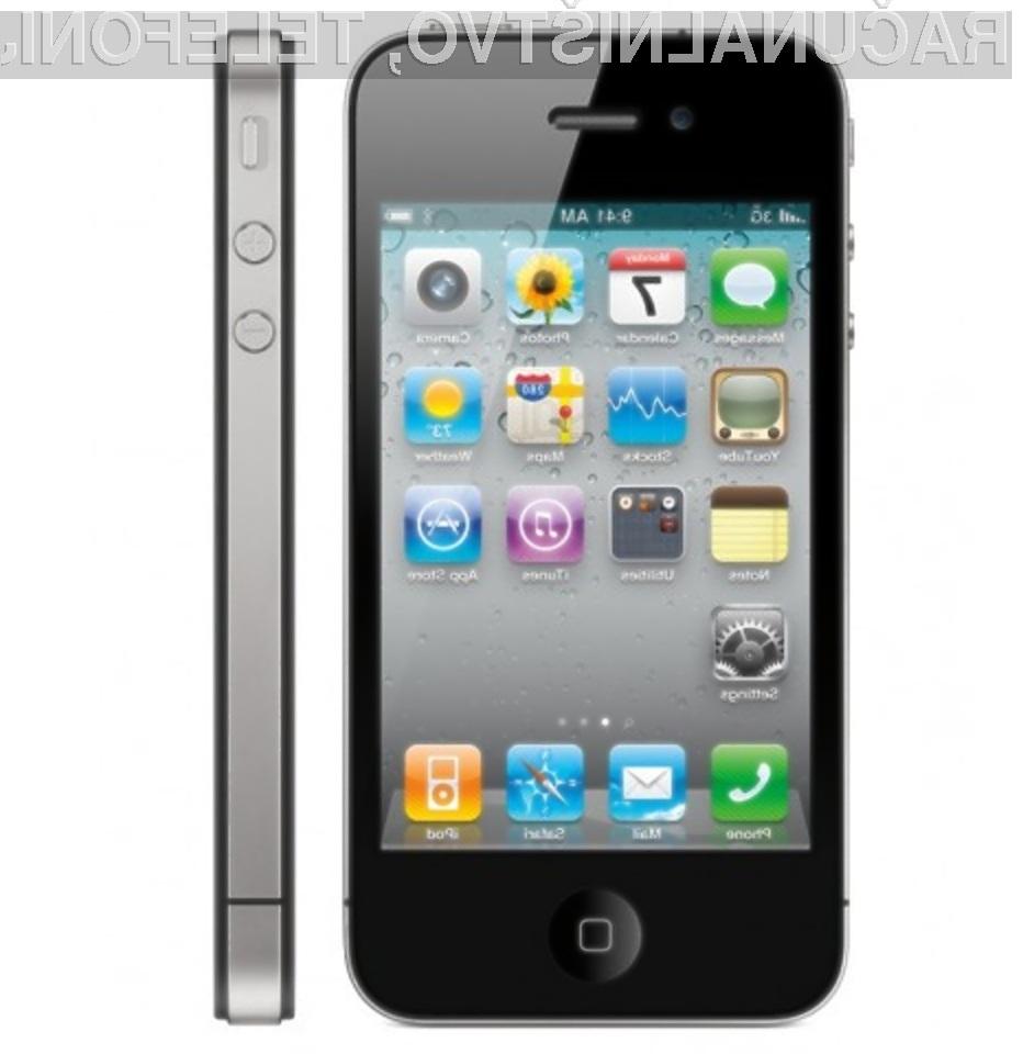 Zaščitni mehanizem mobilnega operacijskega sistema Apple iOS 4.2.1 ni bil kos spretnim hekerjem.