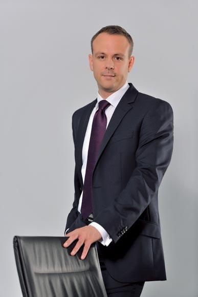 Andre Kiehne, podpredsednik storitev Dinamičnih infrastruktur pri Fujitsu Technology Solutions