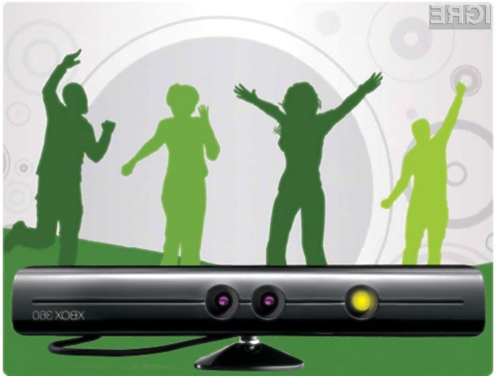 Heker pripravil prvi odprtokodni gonilnik za Microsoftov krmilni sistem Kinect