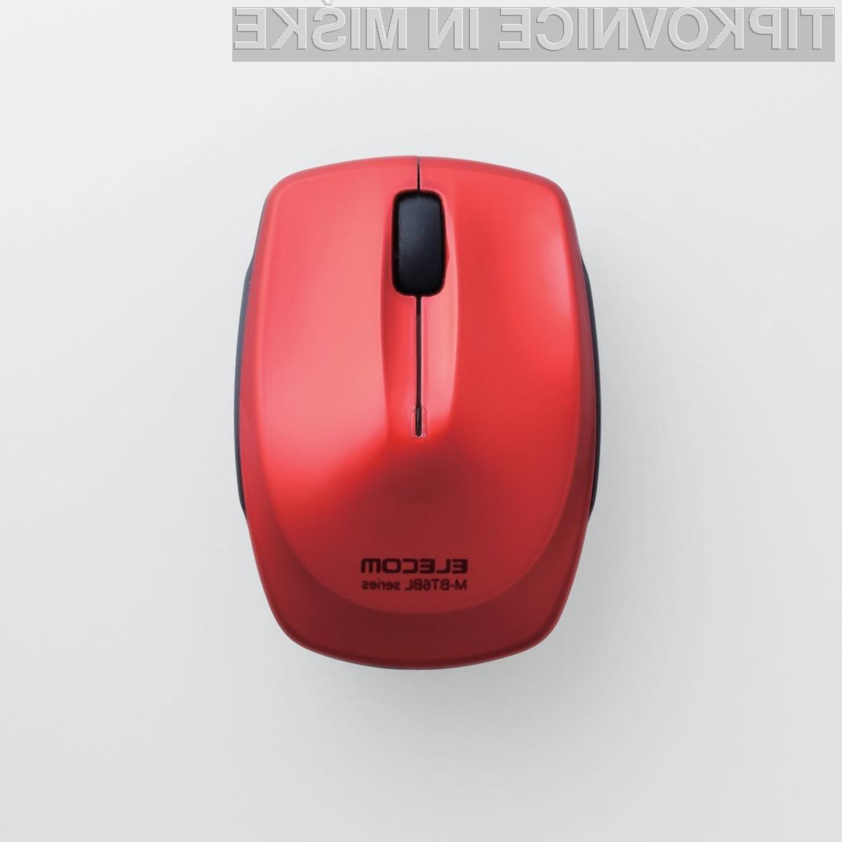 Laserske računalniške miške Elecom družine »M-BT6BL Series«  so pisane na kožo novejšim prenosnikom.