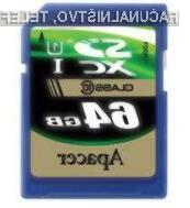 Apacer SDXC UHS-1-razred 10 64GB