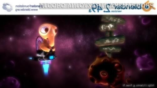 Blender - močna platforma za 3D modeliranje