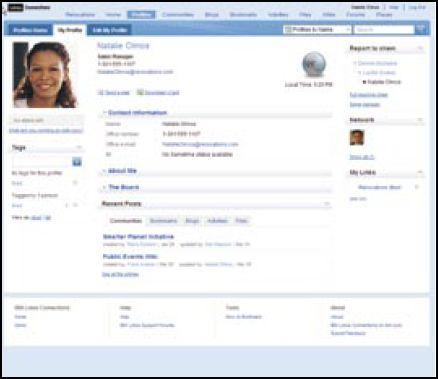 Družbeno omrežje za podjetja