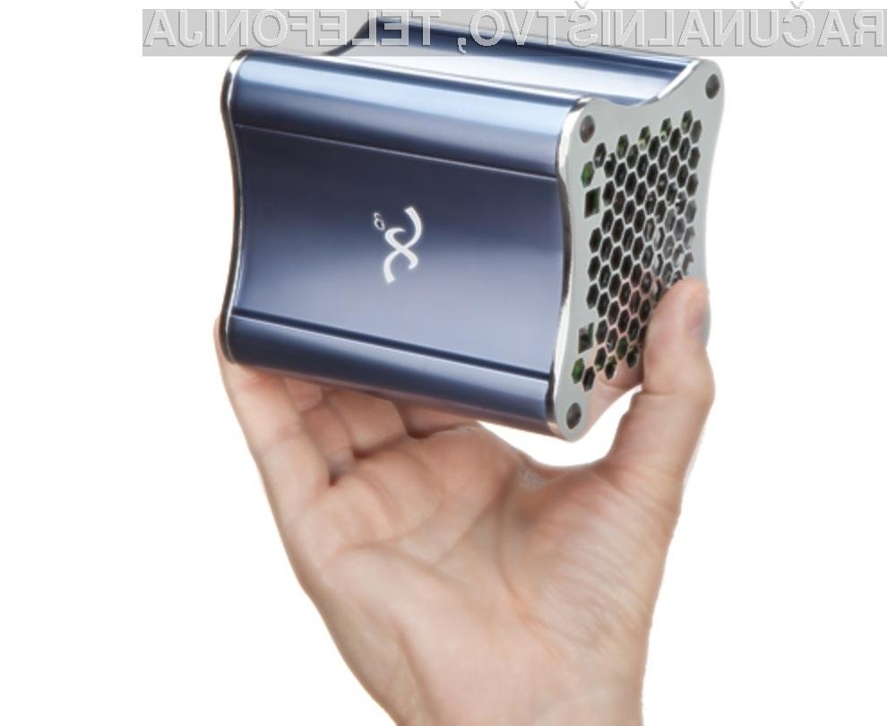 Prenosni računalnik Xi3 je prejel celo prestižno nagrado CES 2011 Innovations Award.