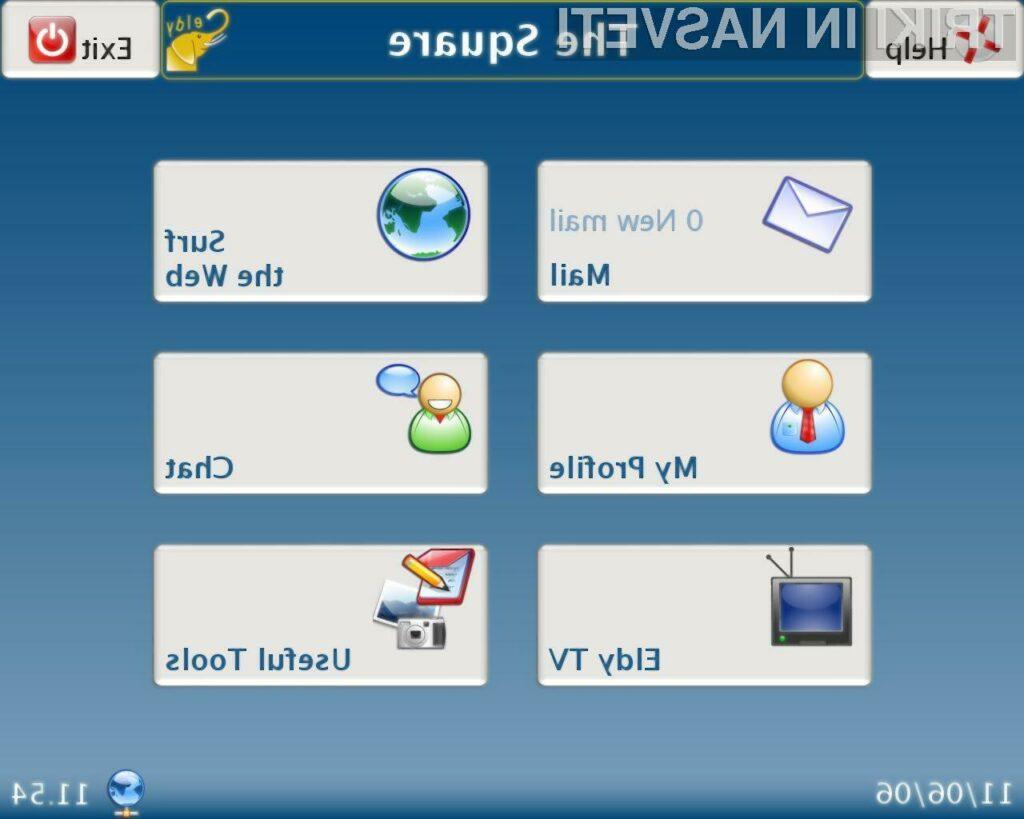 Uporaba spletnih storitev je s programsko opremo Eldy sila preprosta!