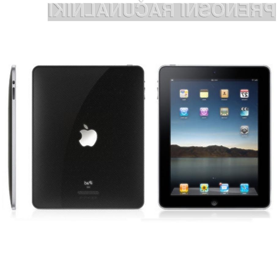 Priljubljeni Applov tablični računalnik iPad naj bi kmalu dobil dostojnega naslednika.