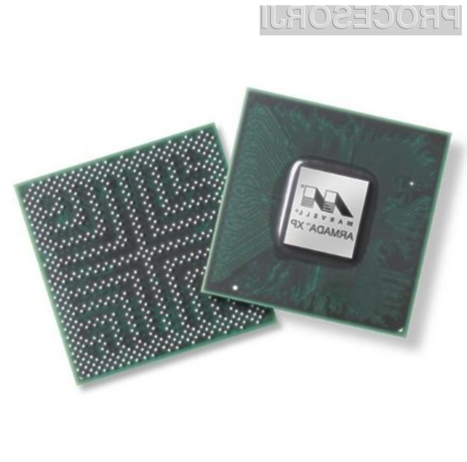 Čipovje Marvell Armada XP bo občutno povečalo zmogljivost strežniških sistemov.