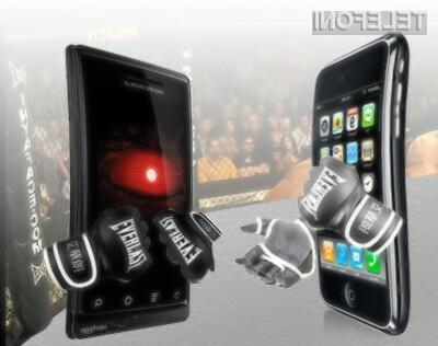 Apple toži Motorolo zaradi uporabe multi-touch tehnologije v svojih mobilnih napravah, ki temeljijo na operacijskem sistemu Android.