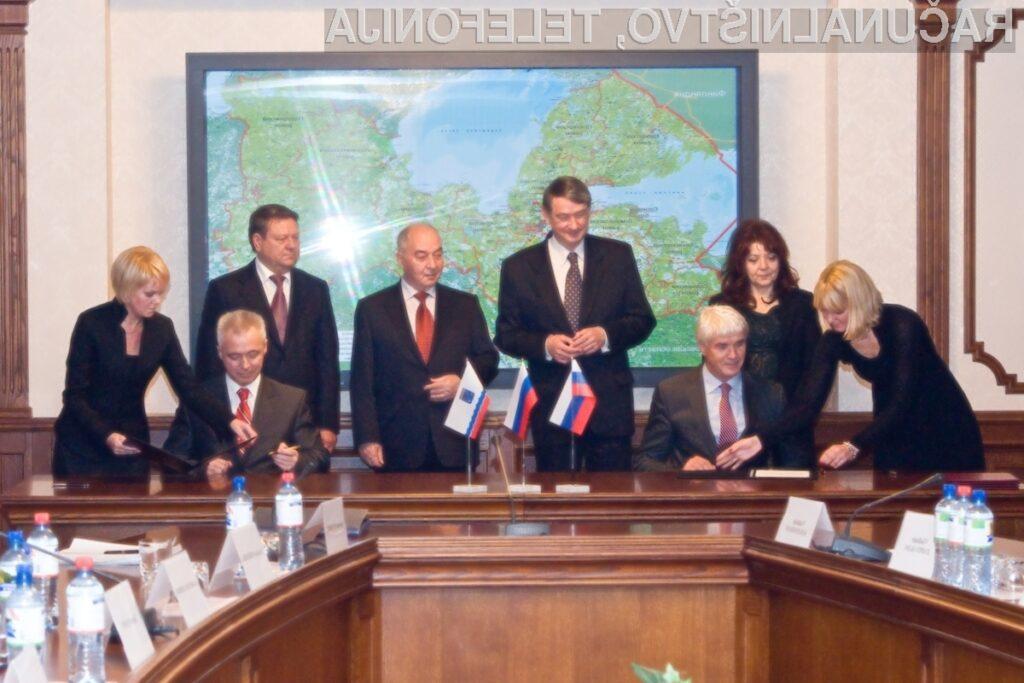 Iskratel sodeluje z Rusi