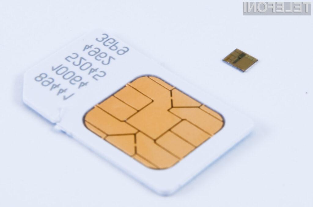 """""""SIM kartica"""" s štirimi klicnimi številkami"""