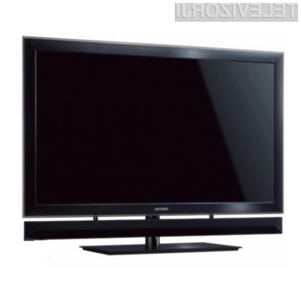 Televizorji Toshiba Power TV z vgrajeno baterijo vas zagotovo ne bodo nikoli pustili na cedilu!