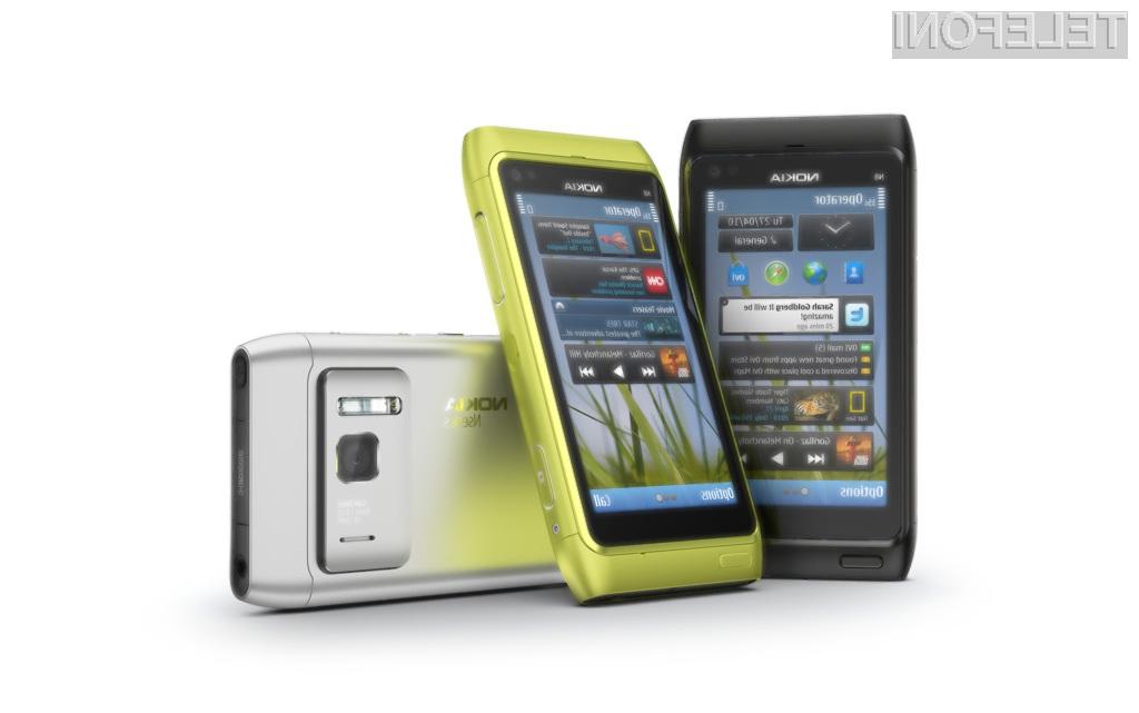 Bo Nokia N8 dohitela po prodaji Samsung Galaxy S, ki si ga lasti že blizu 10 milijonov ljudi?