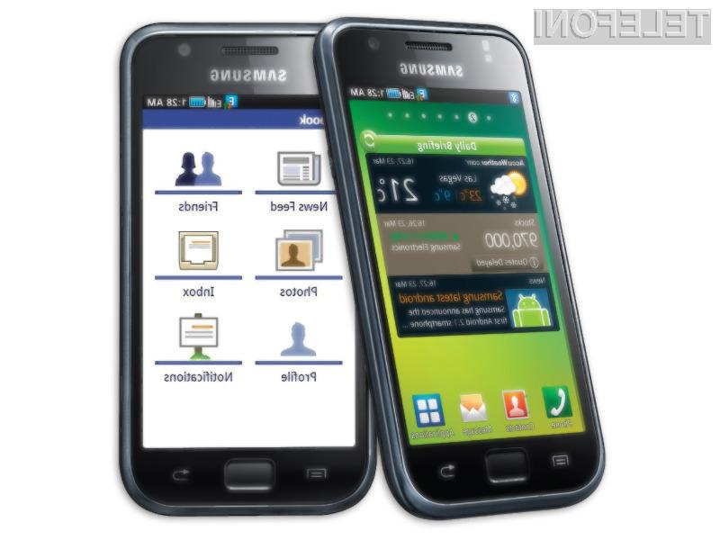 Z modelom Galaxy S je Samsung zadel v polno.