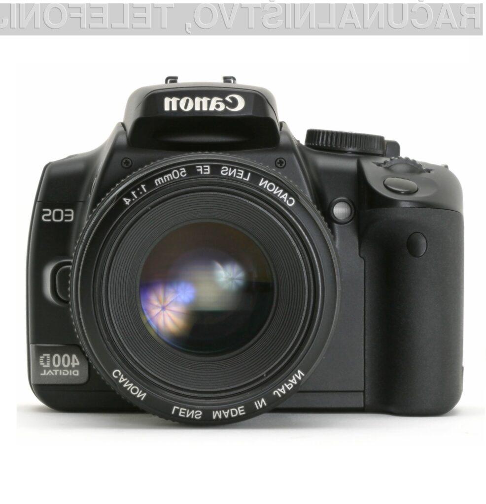 Varnostni sistem Canon Original Data Security je zaradi odkrite ranljivosti postal povsem neuporaben!