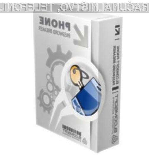 Elcomsoft Phone Password Breaker je eno izmed najboljših orodij za iskanje izgubljenih gesel!