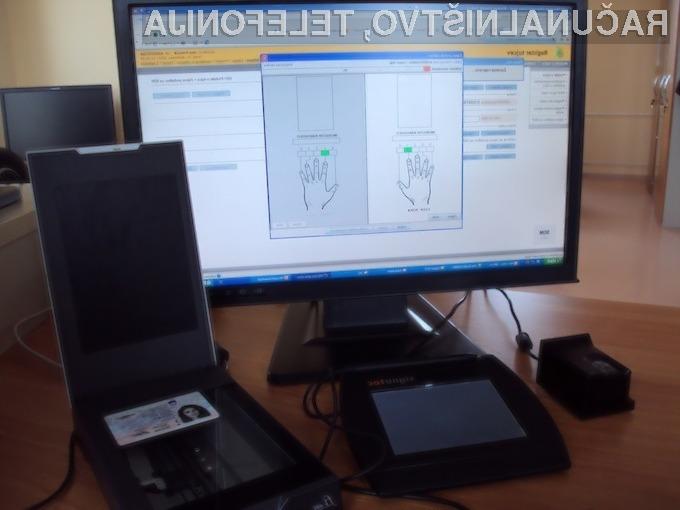 Nove možnosti za izdajo biometričnih dovoljenj