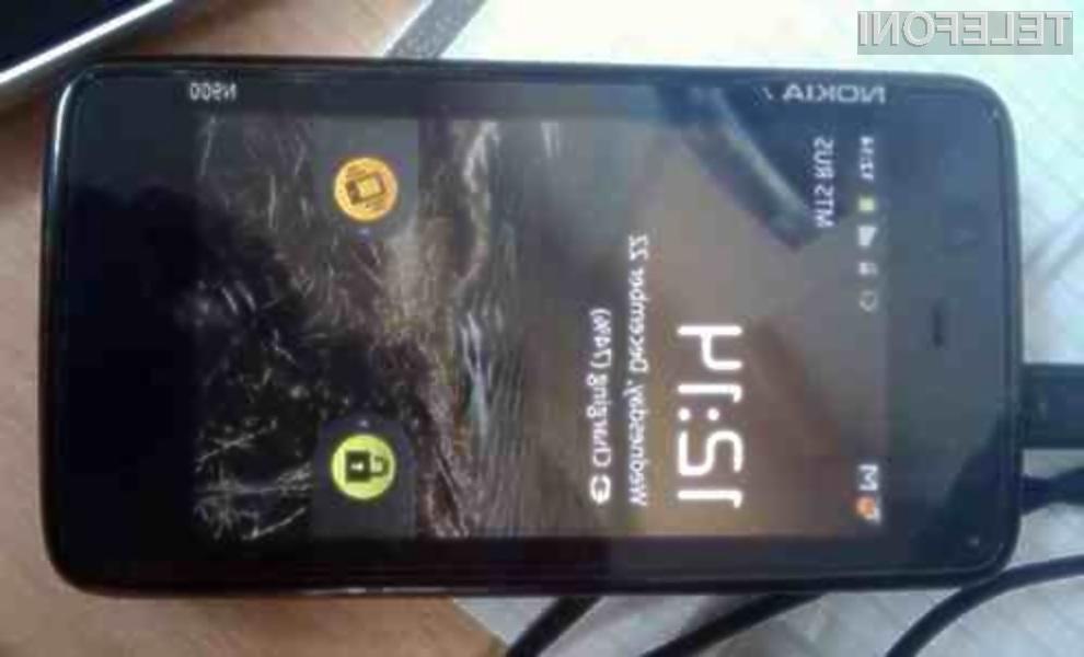 Mobilni operacijski sistem Android 2.3 Gingerbread se več kot odlično prilega mobilniku Nokia N900.