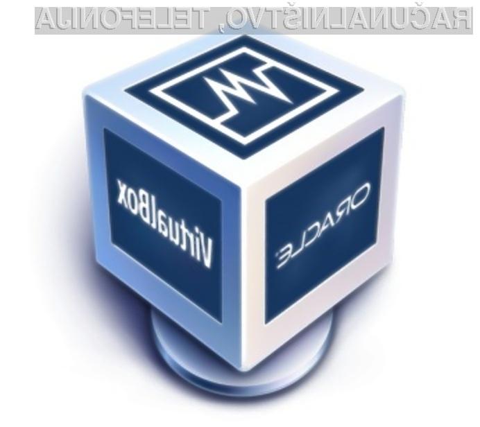 Virtualizacijska odprtokodna programska oprema VirtualBox 4.0 navdušuje v vseh pogledih!