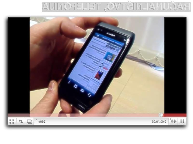 Aplikacija Računalniške novice za mobilni operacijski sistem Symbian, ki ga med drugimi uporabljajo tudi mobilni telefoni proizvajalca Nokia, je na voljo za brezplačen prenos.