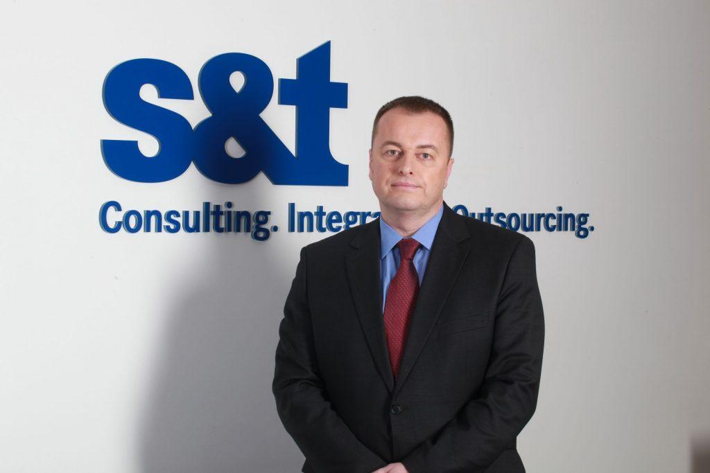 Robert Trnovec prevzel upravljanje področja zunanjega izvajanja storitev v skupini S&T
