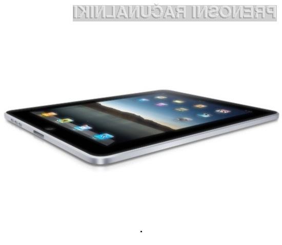 Tablični računalnik Apple iPad 2 naj bi preprosto pometel z vso konkurenco!