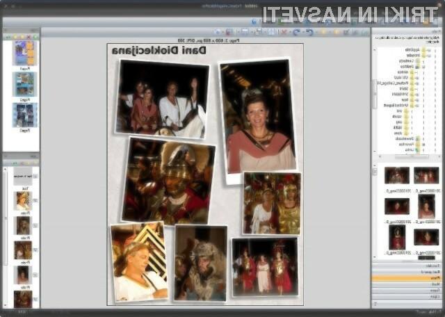 Picture Collage Maker Pro vam bo pomagal urediti vaše najljubše fotografije na povsem nov način.