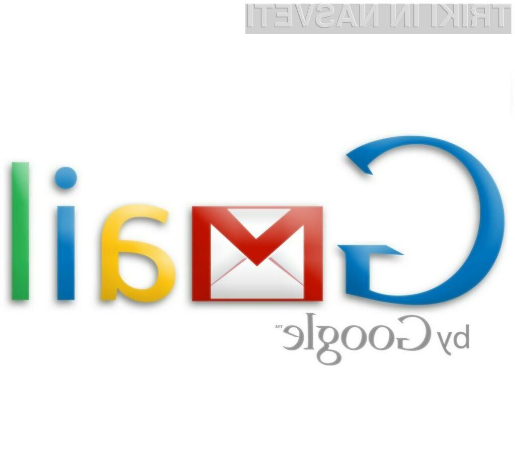 Gmail je bogatejši za funkcionalnosti deljenja elektronskega poštnega predala.