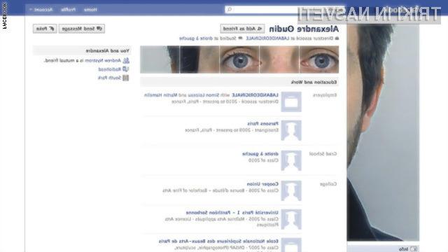 Ustvarite kreativni izgled vašega Facebook profila