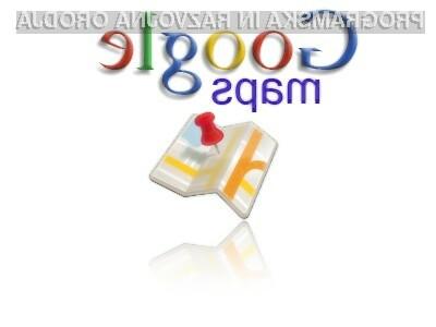Google Maps Mobile 5.0 za Android