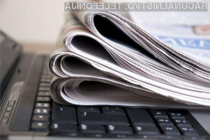 Ocenjuje se, da je promet oglaševanja v tiskanih medijih v ZDA, padel za 8% in sicer na 22,8 milijarde dolarjev.