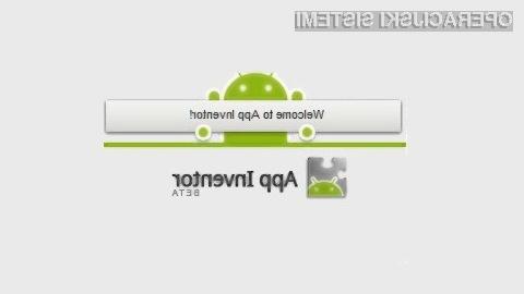 Enostavno ustvarjanje aplikacij za Android