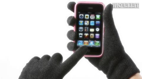 Rokavice za iPhone