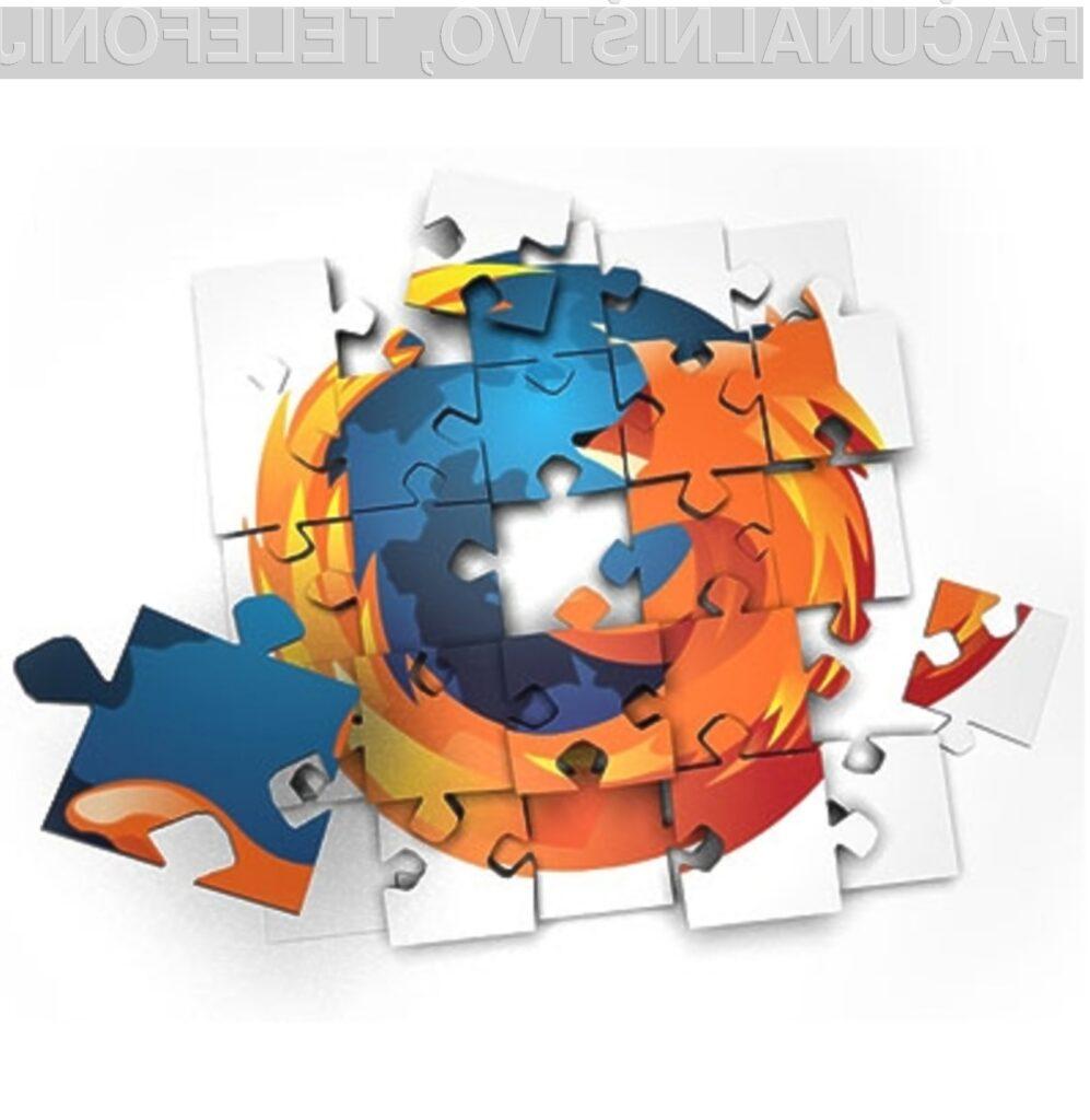 Ali organizaciji Mozilla Corporation še gre zaupati naše zaupne podatke?